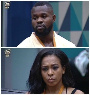 Watch Moment Kemen Got Evicted From Big Brother Naija House